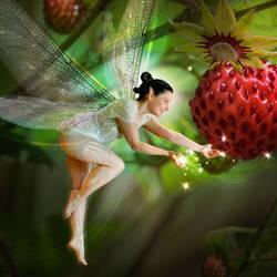 Wild Strawberry Faerry