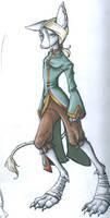 Sefra Minus Armor