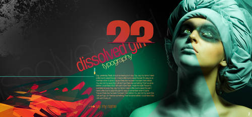 Dissolved Girl by pinarcildam