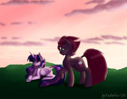 Tell me about friendship thing... by Kodretta