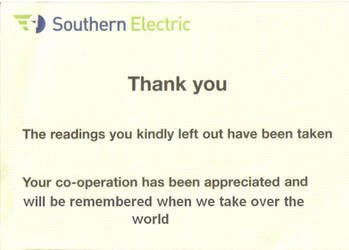 Southern Electric by grasspilferer