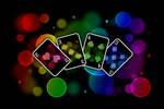 Rainbow of Cards 2