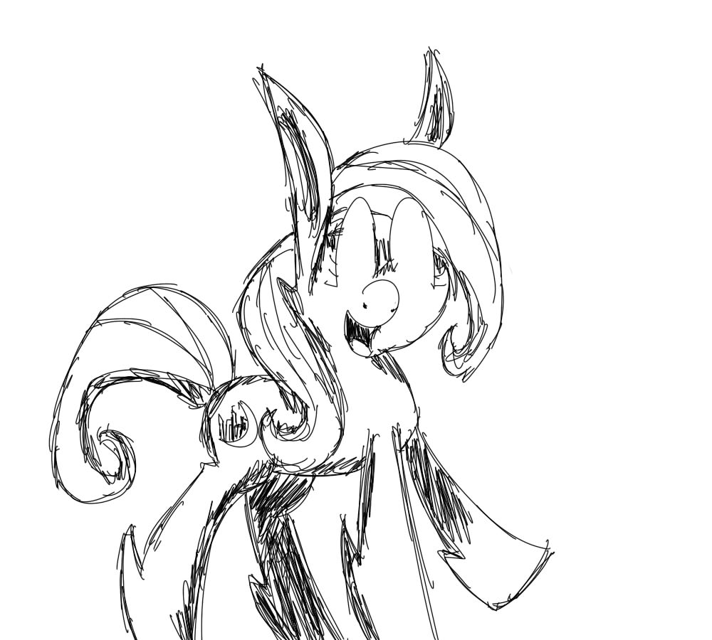 Viva The Lunar Pony by chewyrainbow
