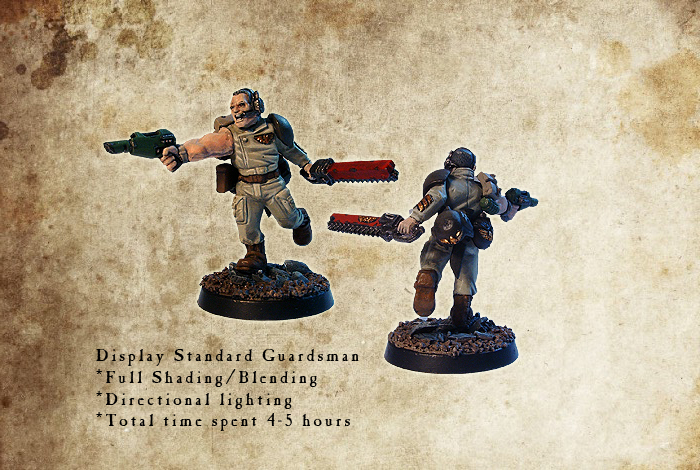 Imperial Guard Warhammer 40k By Jonny-rawkus On DeviantArt