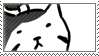 Cat Hisahide stamp by XenonB