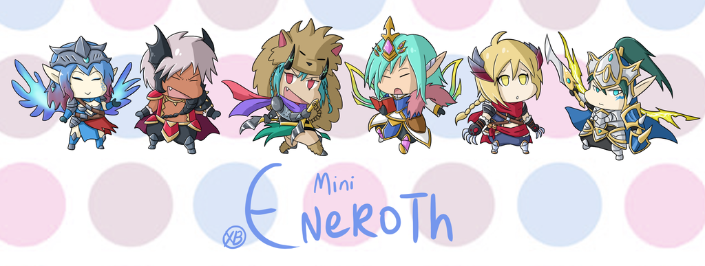Mini Eneroth by XenonB on DeviantArt