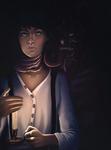 Alone in the dark  by alexiafelix