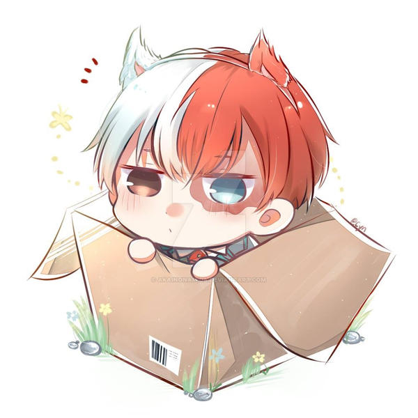 Cute pictures of todoroki