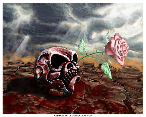A rose for the apocalypse