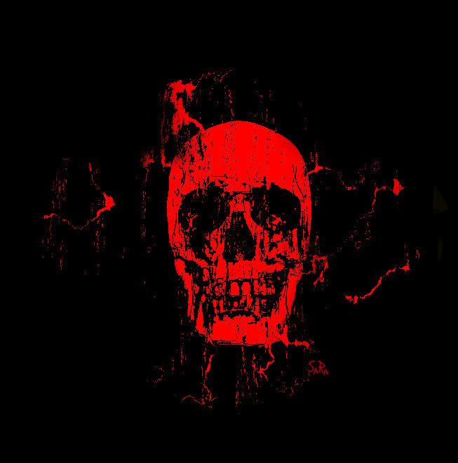 red Skull by Art-Diversity on DeviantArt