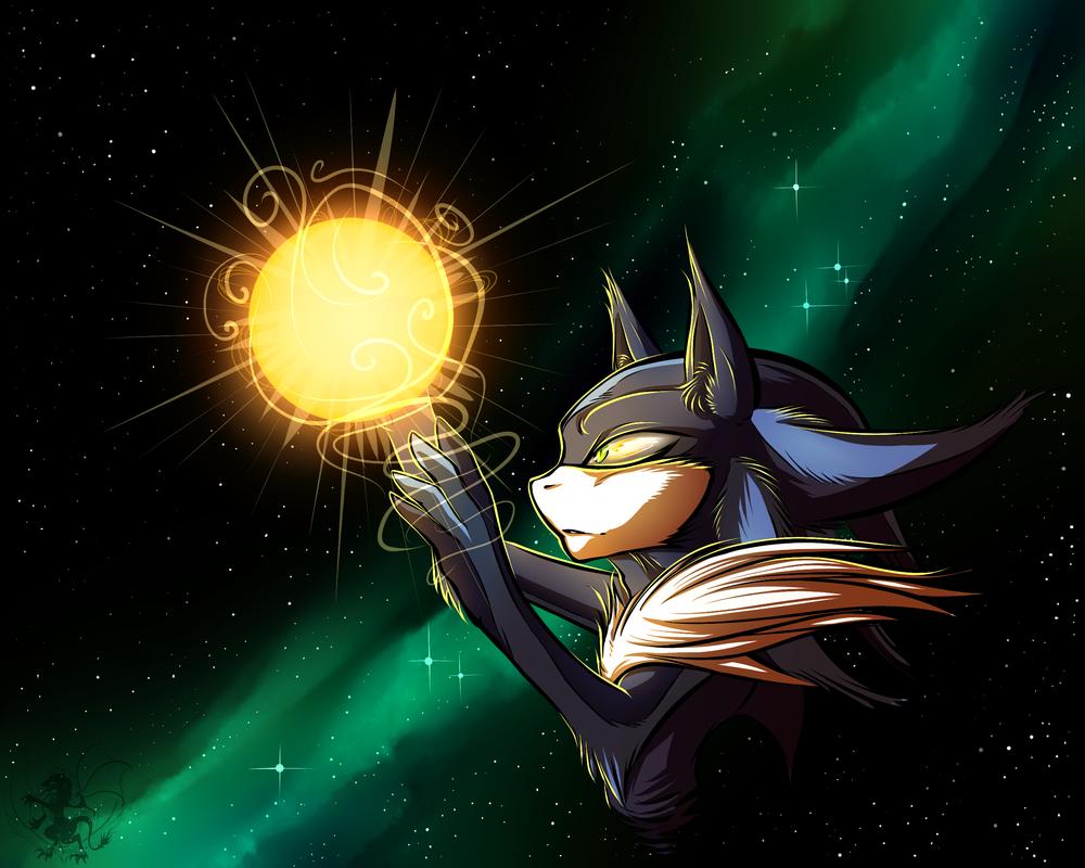 -Solar Birth- by Traconian