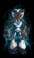 -Sheep Robian- by Traconian