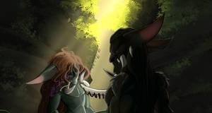 -Jungle Cheekiness-