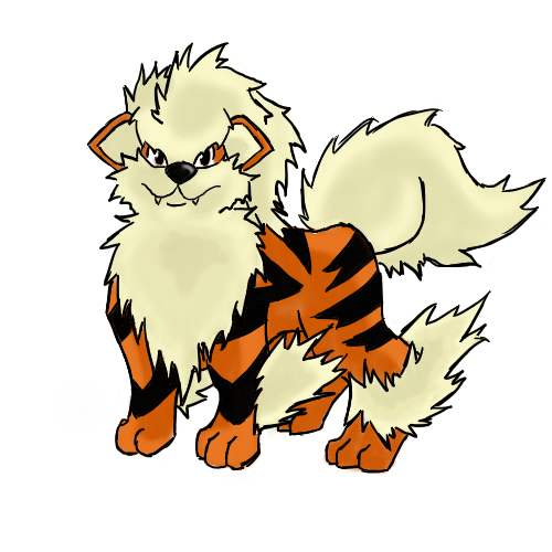 Pokemon arcanine by redthegamr on deviantart - Arcanine pics ...