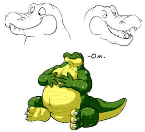 Chubby Gator