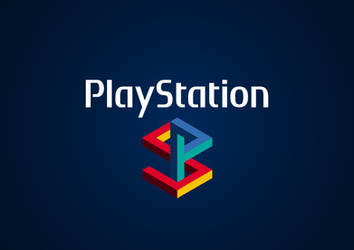 Playstation Logo Concept - version 4 by Katastract