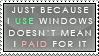 Windows Stamp by Austin8159