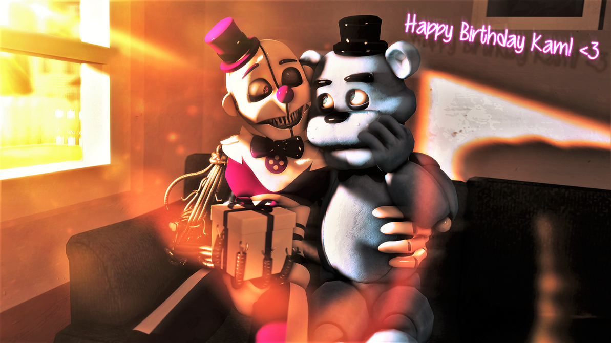 A [Late] Birthday Gift for a Special Bear :3 by ThePr0crastin80r