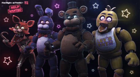 [SFM - FNaF HW] The Classic Gang