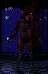 [FNaF Blender] Furry Fox by ThePr0crastin80r