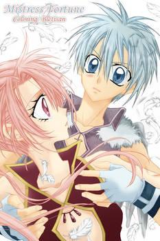 Kisaki and Giniro