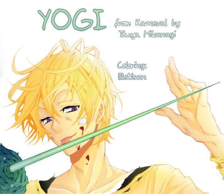 Yogi by Bletisan