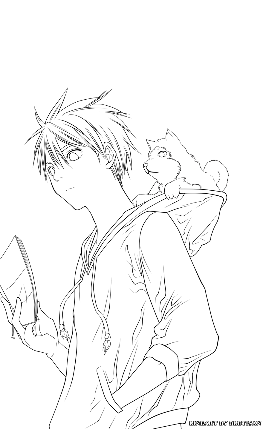 Line Art Kuroko : Kuroko lineart by bletisan on deviantart