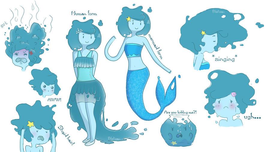 Sea Princess by Bletisan