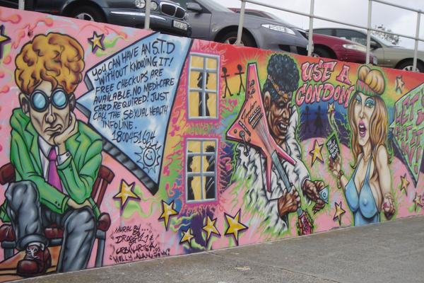 Grafiti resimleri