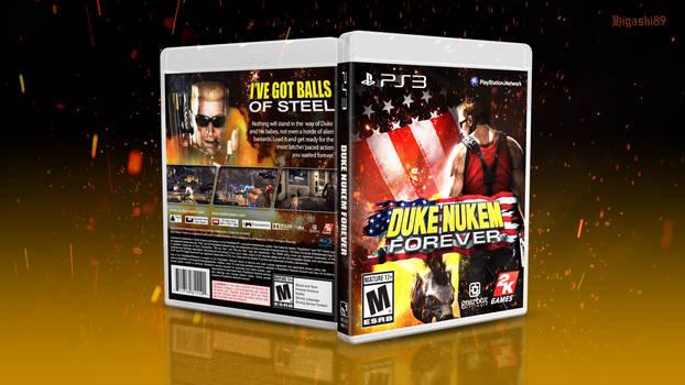 Duke Nukem Forever - Video Game Box Art