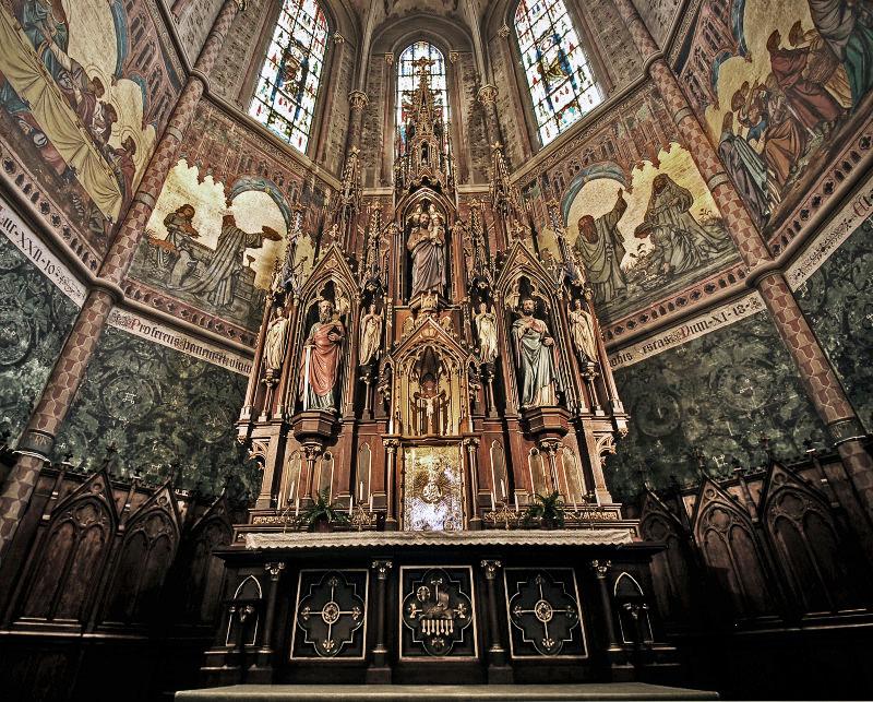 Church St. Joseph by stengchen