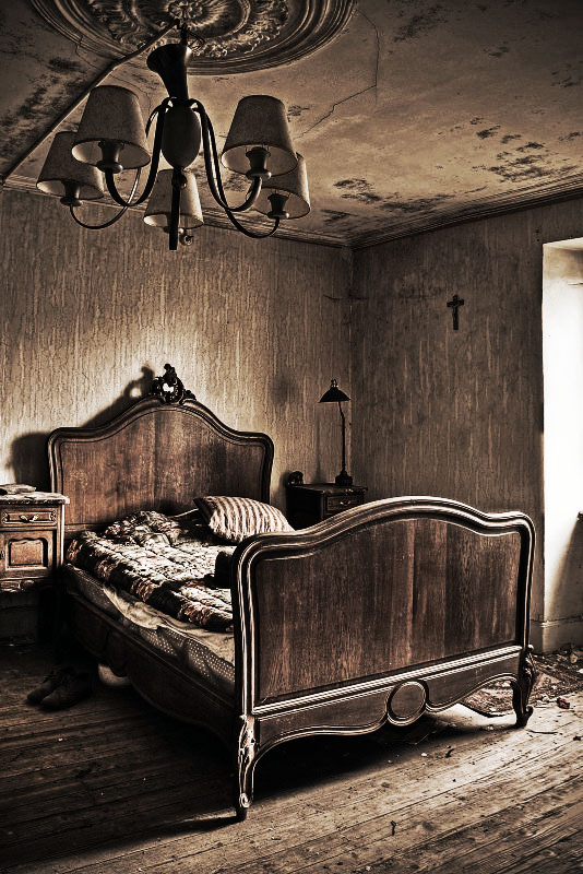 The bed by stengchen