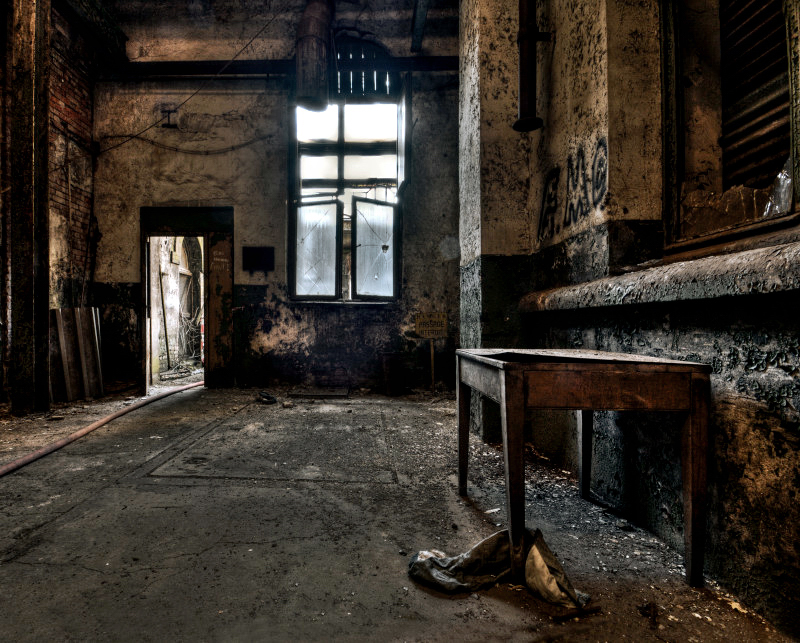Room of Silence by stengchen