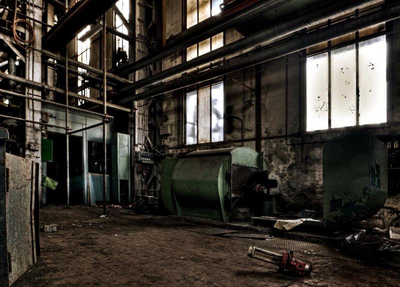 Dark Industry by stengchen