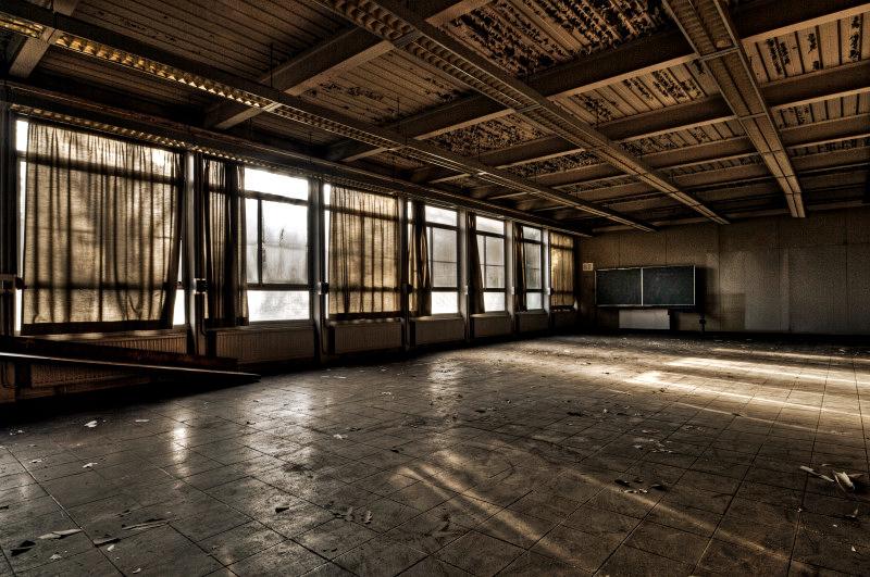Class Room by stengchen