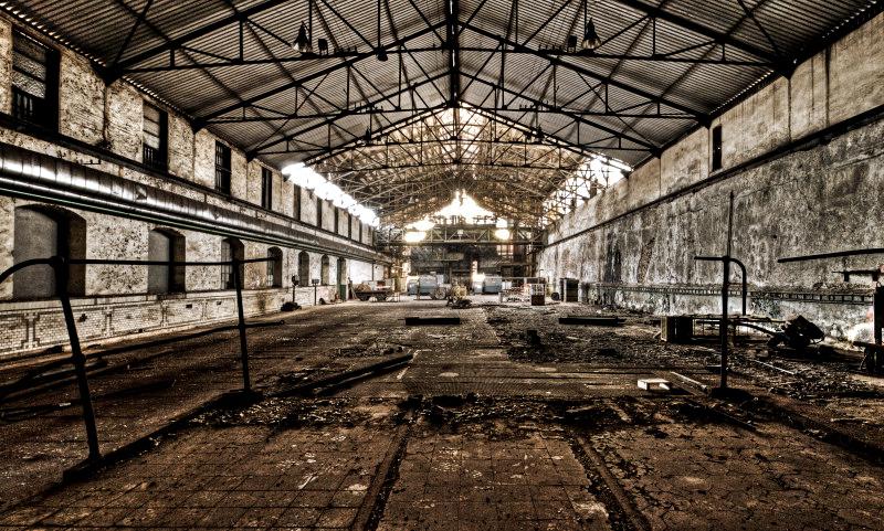 Hangar by stengchen