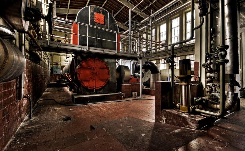 Milk Factory by stengchen