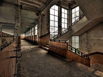 Sanatorium D. by stengchen
