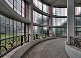 Window Corner by stengchen