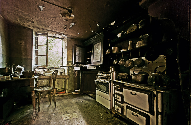 My Kitchen by stengchen