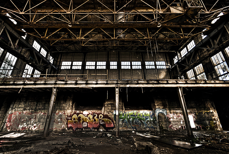 Factory Decay by stengchen