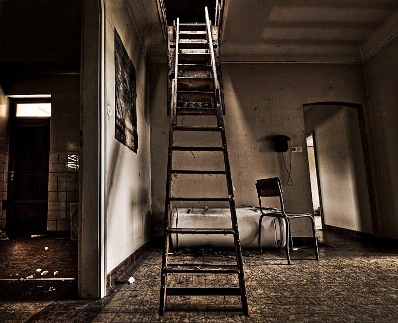 Ladder by stengchen