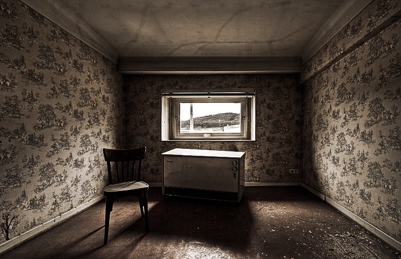 A Chair by stengchen