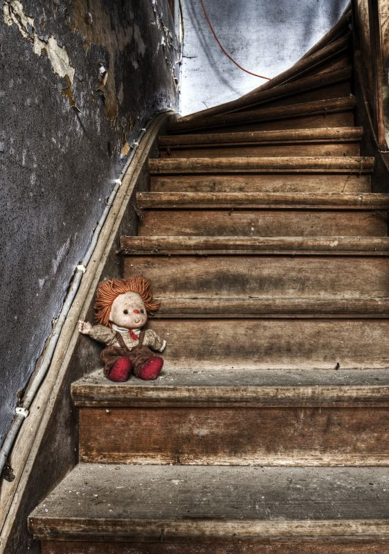 Trash Doll by stengchen