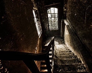 Stone Stairs by stengchen