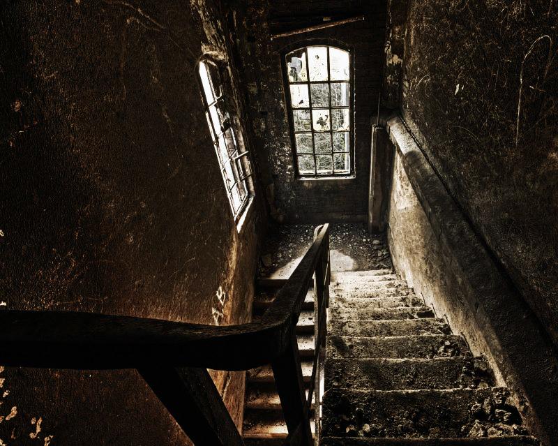 Stone Stairs by stengchen