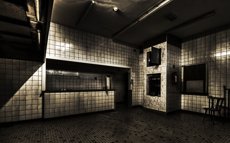 Depraved Kitchen by stengchen
