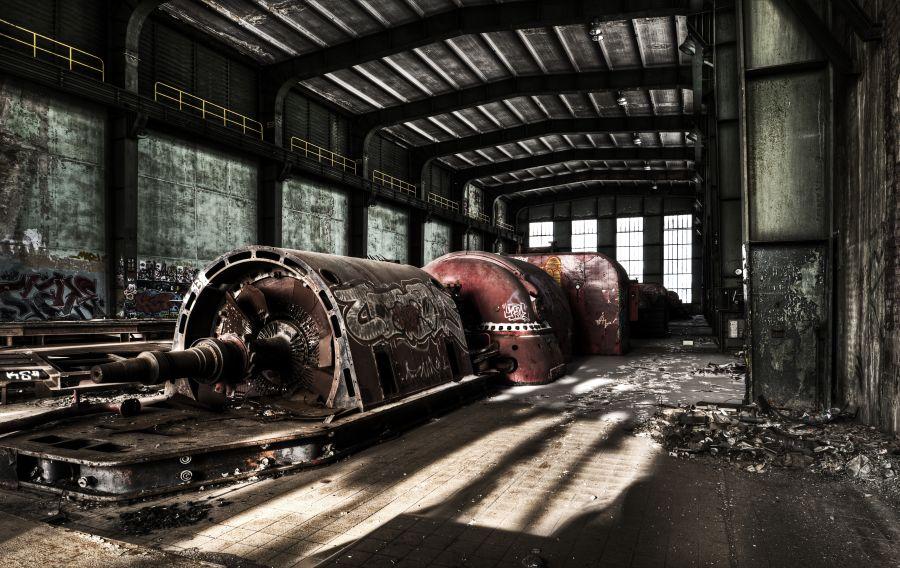 Long Machine by stengchen