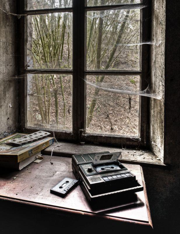 Tape Recorder by stengchen