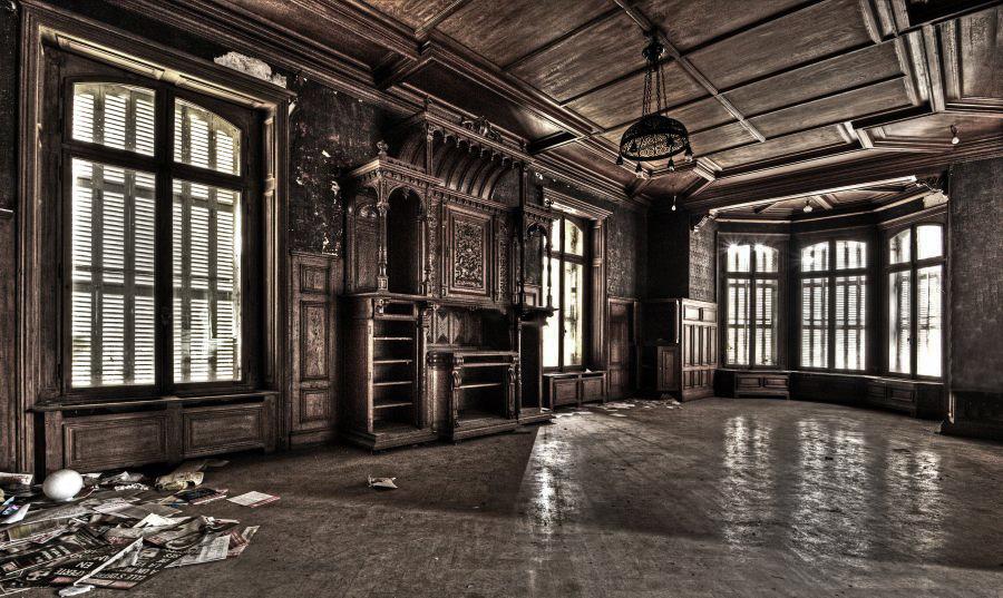 Le Salon by stengchen